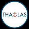Pastille - Logo officiel THALAS