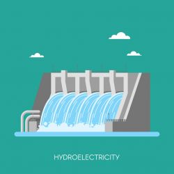 hydro-power-plant-and-factory-energy-industrial-vector-8838319