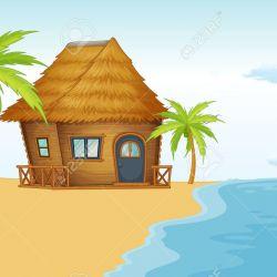 13233464-i-bungalow-sur-la-plage